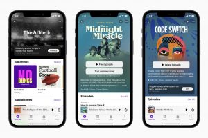 Apple_iphone12-podcasts-codeswitch-theathletic-midnightmiracle_042021